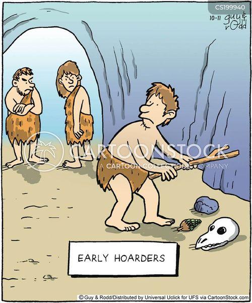 early civilisation cartoon