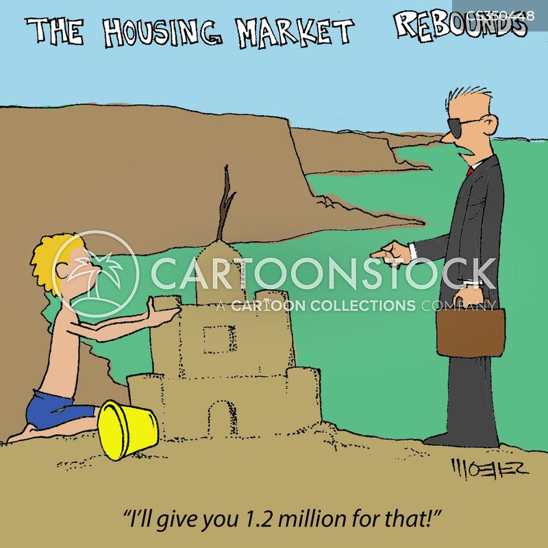 sand castles cartoon