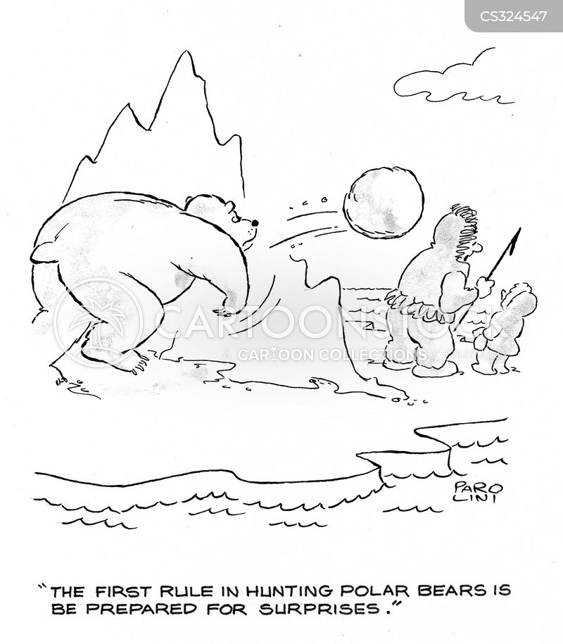 Polar Bear Hunting cartoons, Polar Bear Hunting cartoon, funny, Polar Bear Hunting picture, Polar Bear Hunting pictures, Polar Bear Hunting image, Polar Bear Hunting images, Polar Bear Hunting illustration, Polar Bear Hunting illustrations