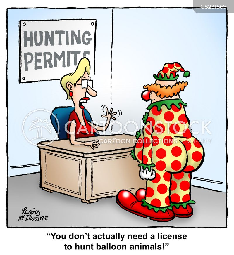 Game Warden Cartoons And Comics Funny Pictures From