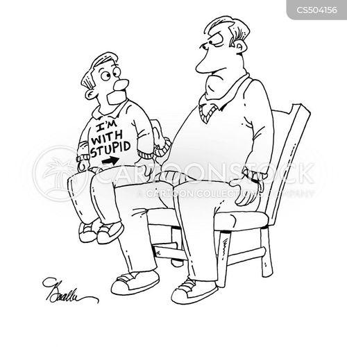 ventriloquist dummy cartoon