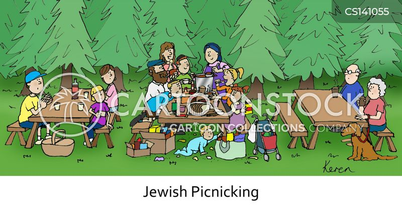 Picknickpartie Cartoon, Picknickpartie Cartoons, Picknickpartie Bild, Picknickpartie Bilder, Picknickpartie Karikatur, Picknickpartie Karikaturen, Picknickpartie Illustration, Picknickpartie Illustrationen, Picknickpartie Witzzeichnung, Picknickpartie Witzzeichnungen