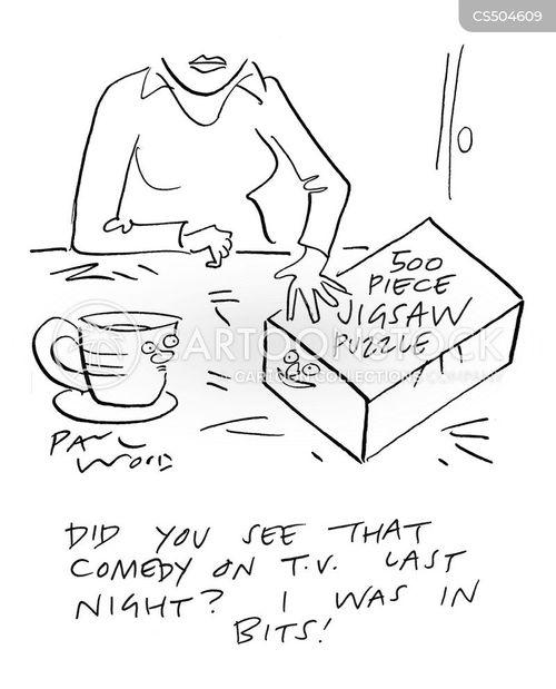 elevenses cartoon
