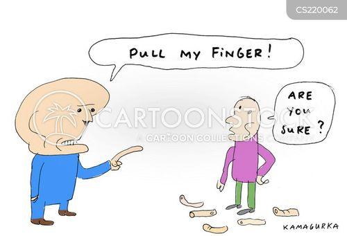 leprosy cartoon