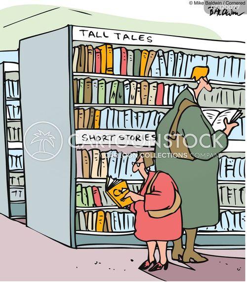 tall tale cartoon
