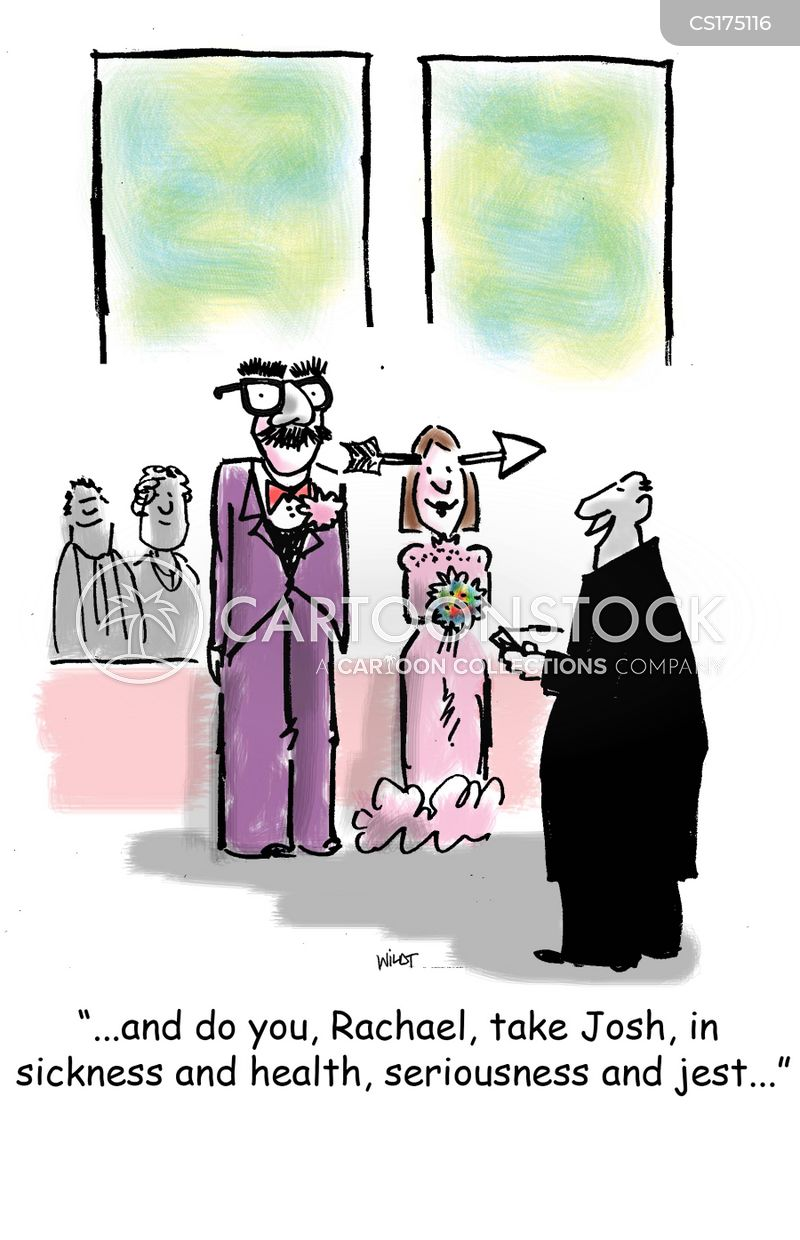 Wedding Vows Cartoon 7 Of 459