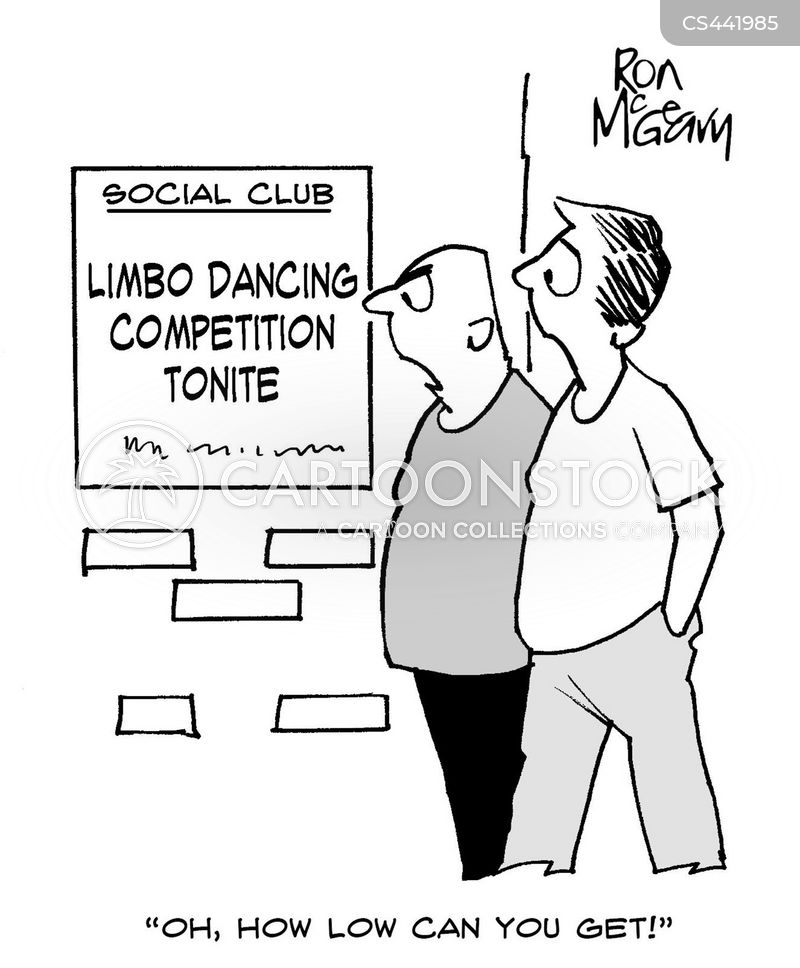 dance competitions cartoon