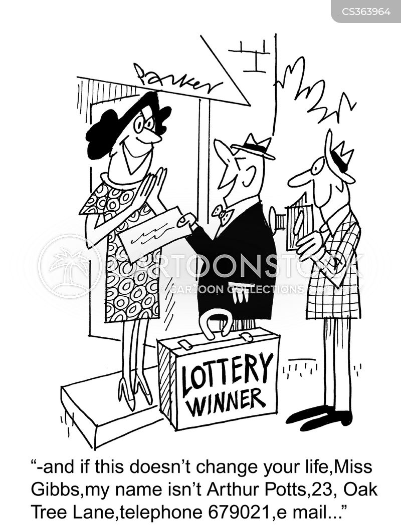 National Lottery Winners Cartoons And Comics Funny Pictures From