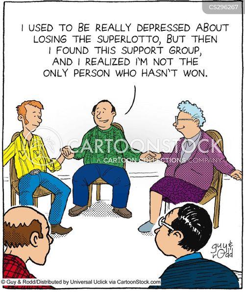 lotto cartoon