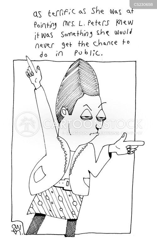 pleasures cartoon