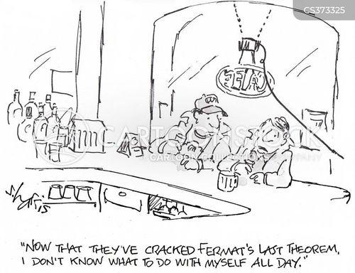 fermat cartoon