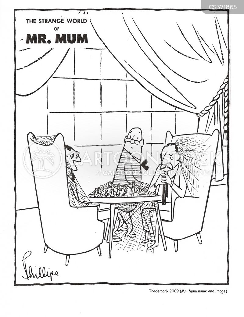 chessmaster cartoon