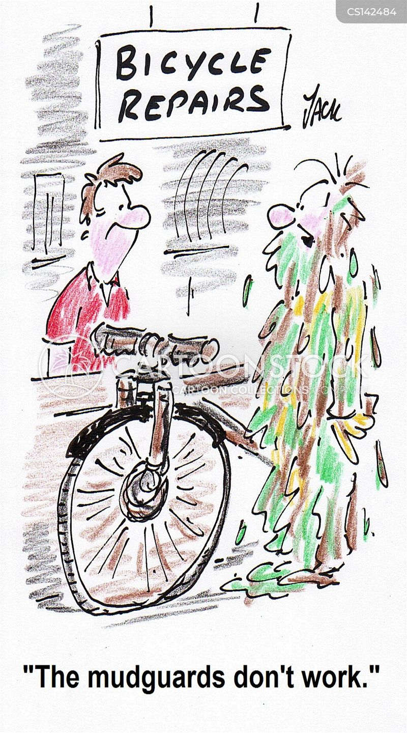 Bicycle Repair Cartoons And Comics Funny Pictures From