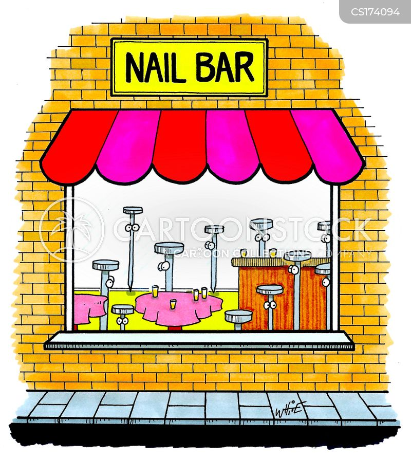 Nails cartoons, Nails cartoon, funny, Nails picture, Nails pictures, Nails image, Nails images, Nails illustration, Nails illustrations