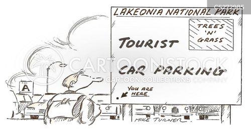 parkland cartoon