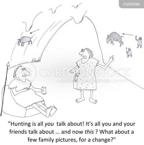 aurignacian cartoon