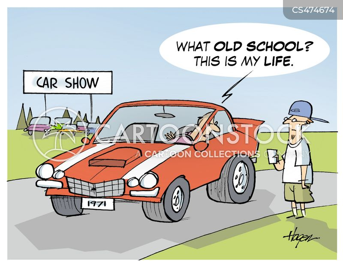 motor-heads cartoon