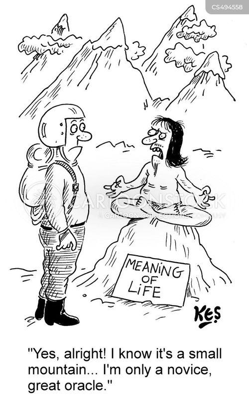 oracles cartoon