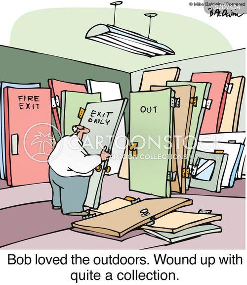 the great outdoors cartoon