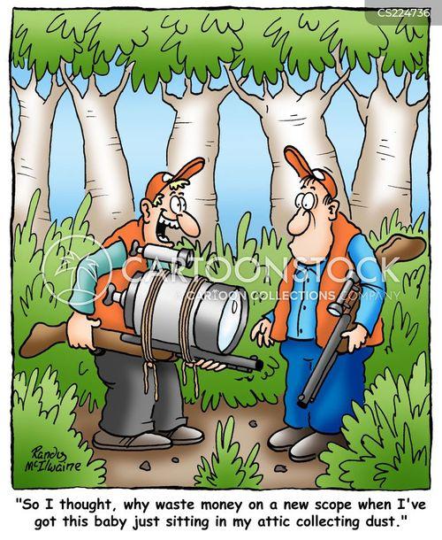 scopes cartoon