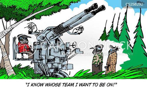 war games cartoon