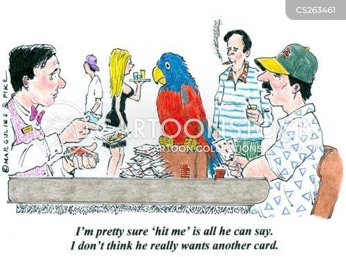 limited vocabulary cartoon
