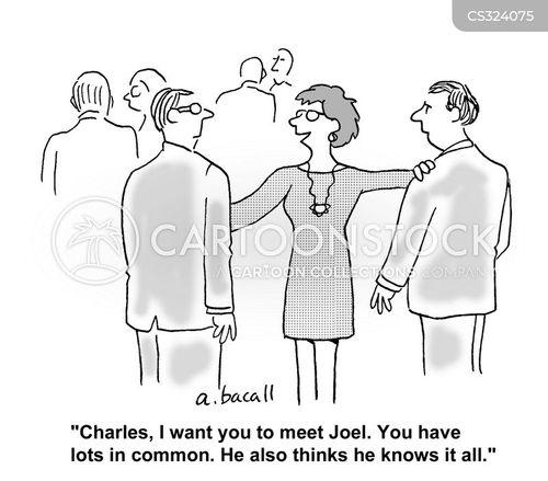 veiled insults cartoon
