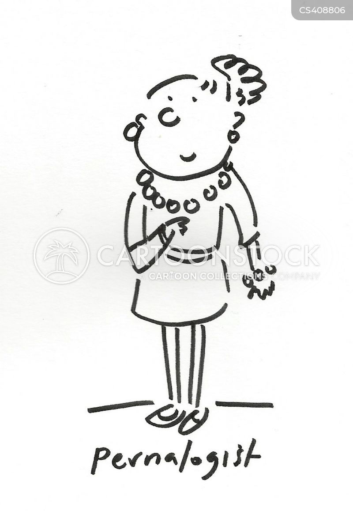 pearl experts cartoon