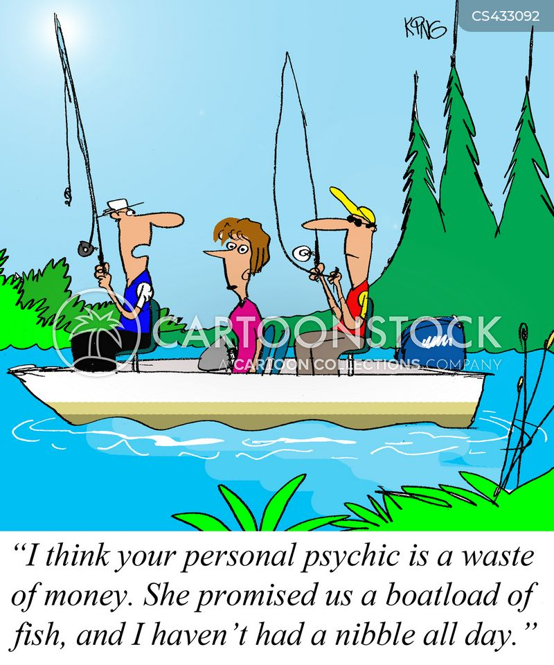 psychic powers cartoon
