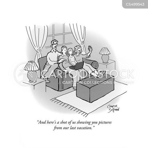 digital generation cartoon