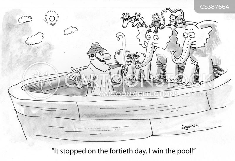 sweepstake cartoon