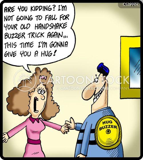 buzzers cartoon