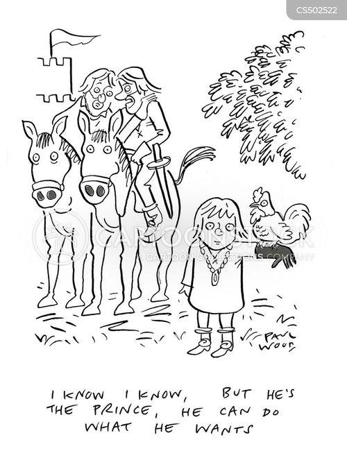 hawking cartoon