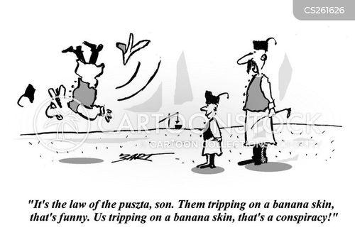 schadenfreude cartoon