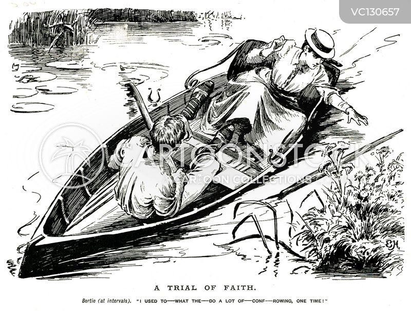 Oar cartoons, Oar cartoon, funny, Oar picture, Oar pictures, Oar image, Oar images, Oar illustration, Oar illustrations