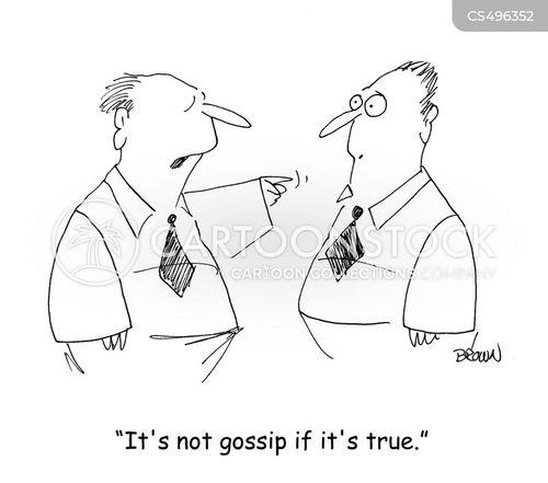 rumour-mill cartoon