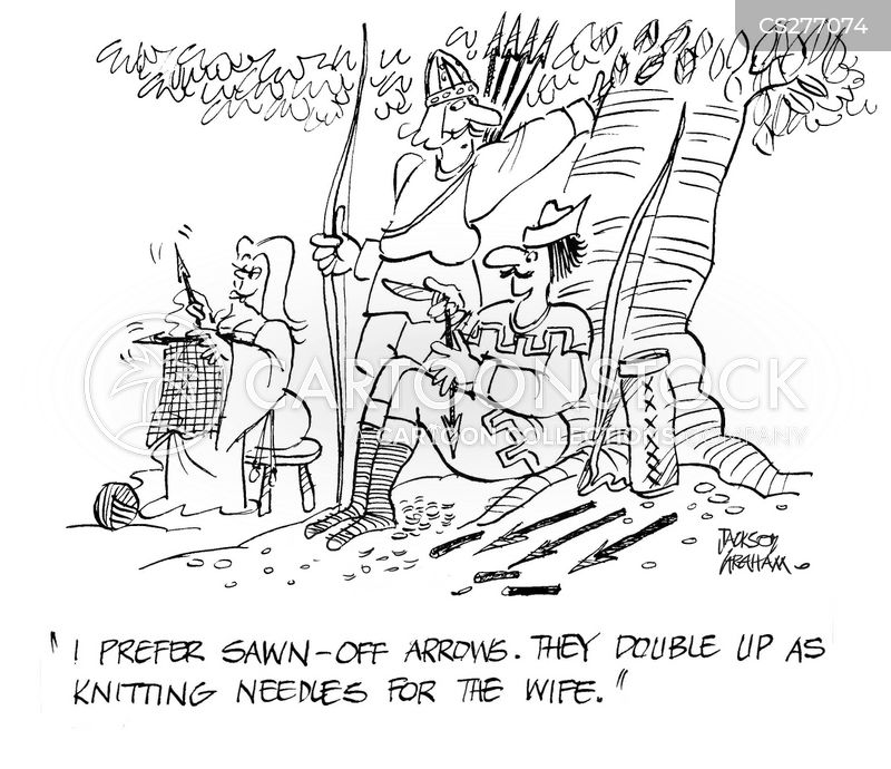 weaving cartoon