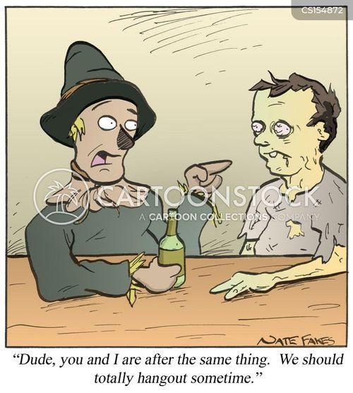 shared cartoon