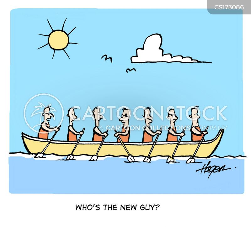 New Guy cartoons, New Guy cartoon, funny, New Guy picture, New Guy pictures, New Guy image, New Guy images, New Guy illustration, New Guy illustrations