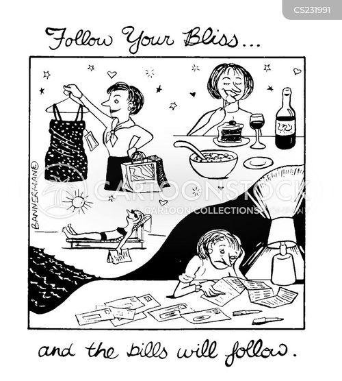 life of leisure cartoon