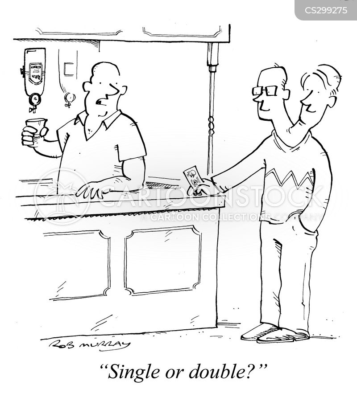 siamese twin cartoon