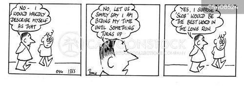 introspections cartoon