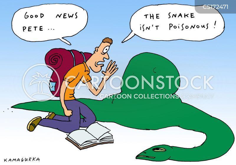 boa constrictor cartoon