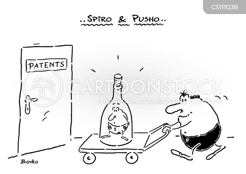 creative idea cartoon