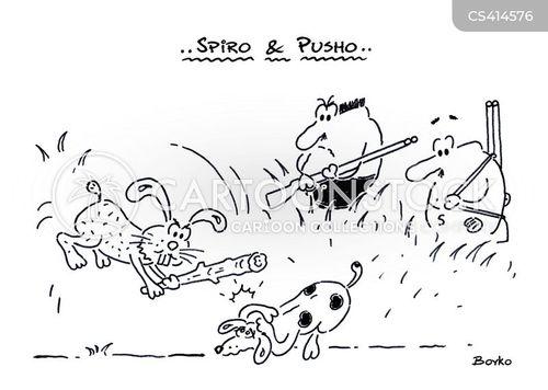 spiro cartoon