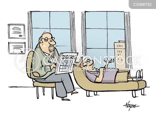 sudoku cartoon