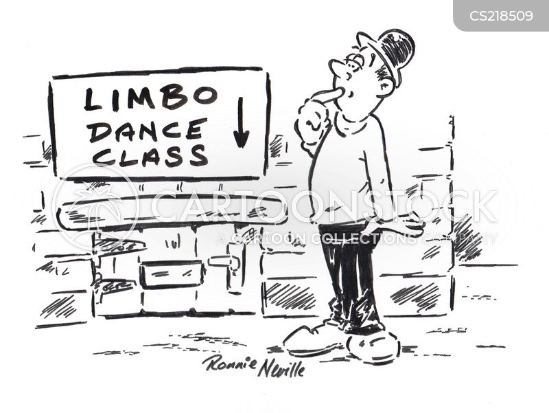 bendy cartoon
