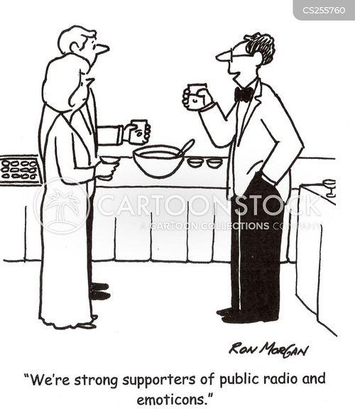 public radios cartoon