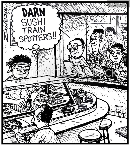 spotters cartoon