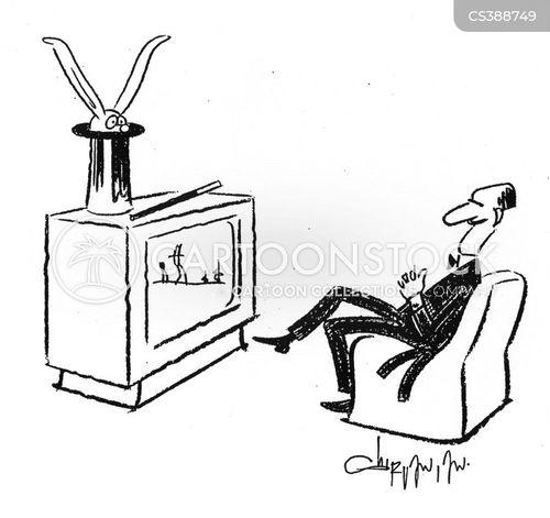 television series cartoon